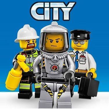 Конструкторы аналоги Lego City купить в интернет-магазине Tibamba