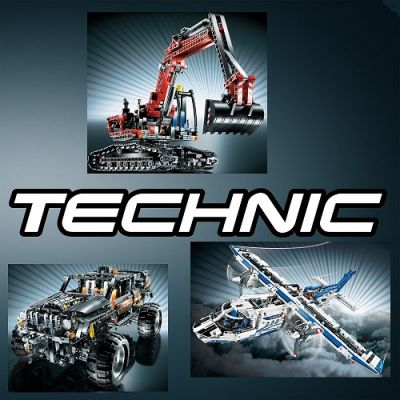 Конструкторы аналоги Lego Technic купить в интернет-магазине Tibamba