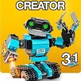 Конструкторы аналоги Lego Creator – купить по лучшей в интернет-магазине игрушек Tibamba!