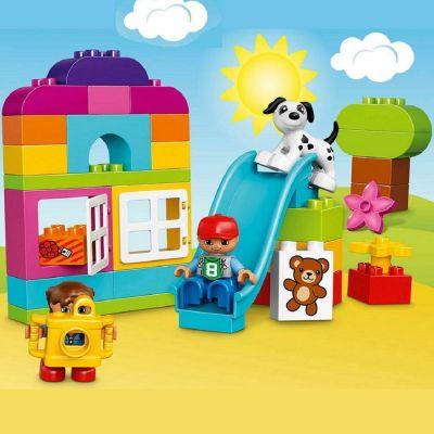 Конструкторы аналоги Lego Duplo купить в интернет-магазине Tibamba