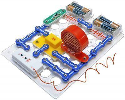 Электронные конструкторы – купить по лучшей в интернет-магазине игрушек Tibamba