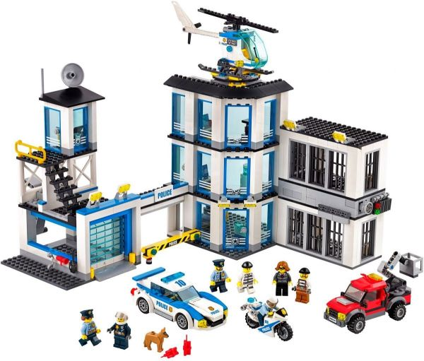 Конструкторы аналоги Lego City Лего сити