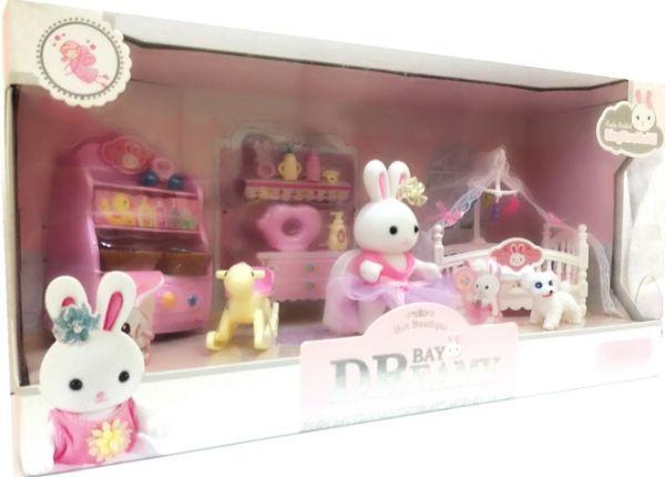Наборы для девочек Кукольные домики