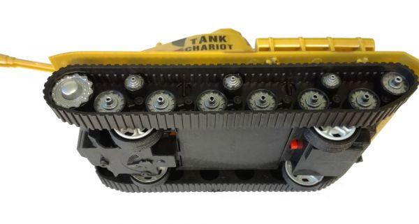 Игрушки на ру Танк на радиоуправлении AKX527-4