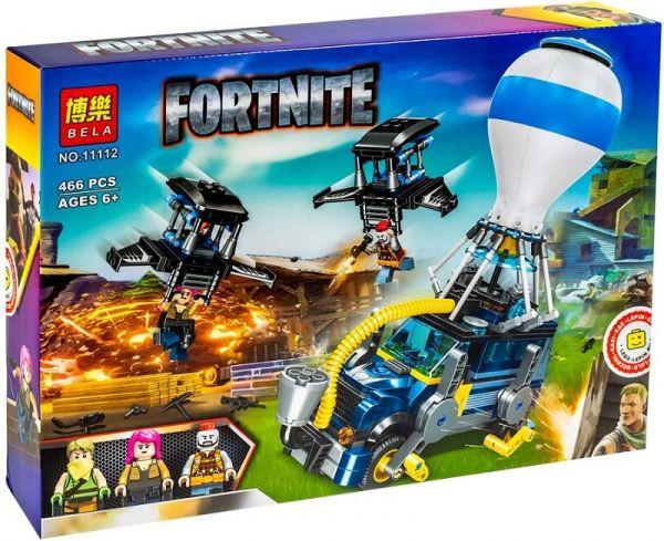 Конструкторы аналоги lego Fortnite
