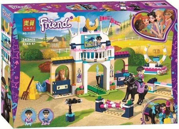 Конструкторы аналоги lego Friends