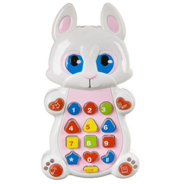 Детский смартфон Музыкальная игрушка Play Smart арт. 7613