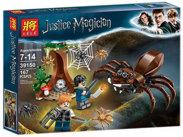 Конструкторы аналоги lego Harry Potter