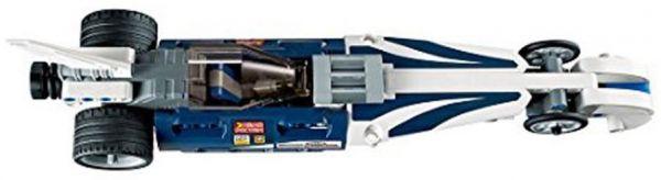 Конструктор Decool 3415 Рекордсмен аналог Lego Technic 42033