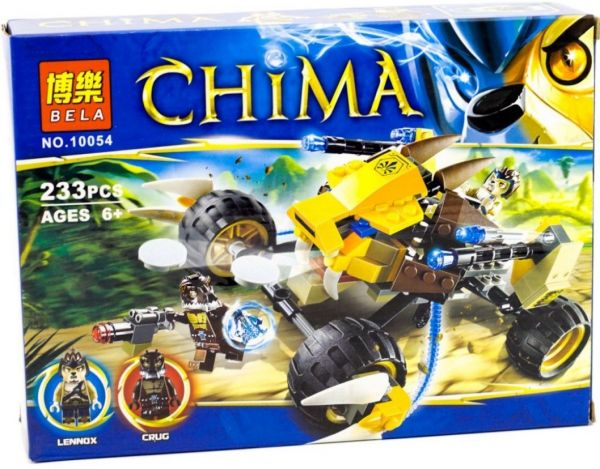 Конструкторы аналоги lego Chima