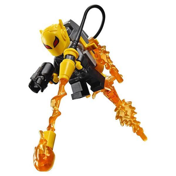 Конструкторы аналоги lego Super Heroes
