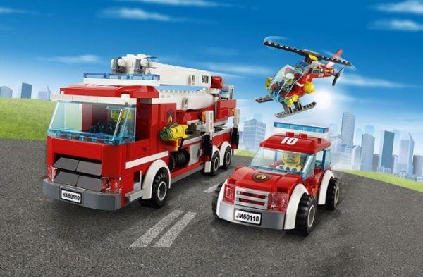 Конструкторы аналоги Lego City