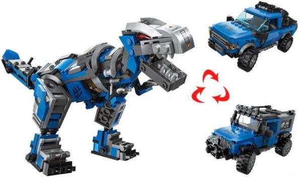 Конструкторы аналоги Lego Creator