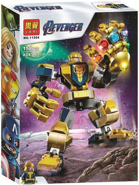 Конструкторы Super Heroes
