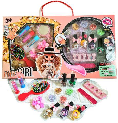 Набор детской декоративной косметики Лол арт. C205