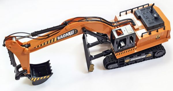 Радиоуправляемые игрушки Спецтехника