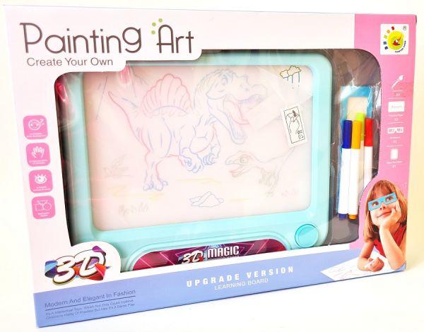 Обучение и творчество Наборы для творчества и рисования
