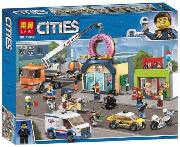 Конструкторы City