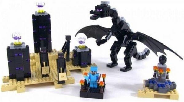 Конструкторы Minecraft